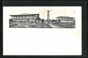 AK Thysville, Les Etablissements A.B.C.