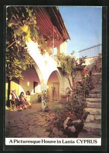 AK Lania, A picturesque House