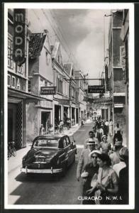 AK Curacao, Heerenstraat, Shopping Center