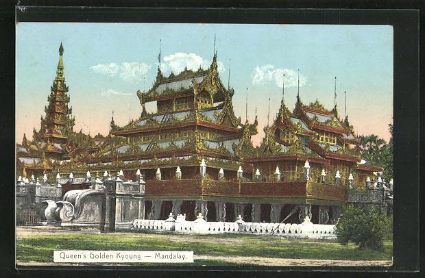 AK Mandalay, Queen's Golden Kyoung 0