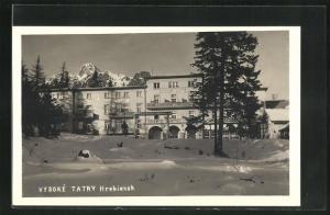 AK Vysoké Tatary, Hrebienok