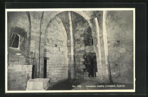 AK Limassol, Castle