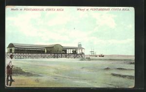 AK Puntarenas, Wharf