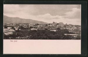 AK San José, Totalansicht