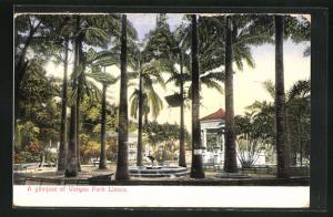 AK Limon, A glimpse of Vargas Park