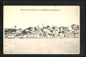 AK St. Georges, Shipping Wharf
