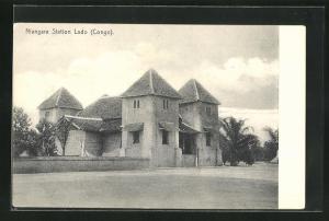 AK Niangara, Niangara Station Lado (Congo)