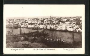 AK Willemstad / Curacao, General View