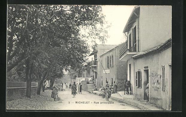 AK Michelet, Rue principale 0