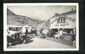 AK Col du Tourmalet, Refuge de l`Avalanche, Chez Joseph
