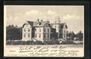 AK Tidaholm, Villa vid Smedjegatan