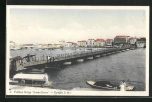 AK Curacao, Pontoon Bridge Queen Emma