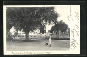 AK Paramaribo, `s Donderdags op`t Gouvernementsplein
