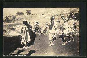 AK Ifugao, Einheimische beim Tanz