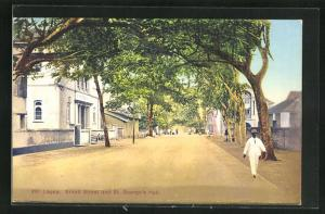 AK Lagos, Broad Street and St. George`s Hall