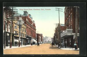 AK Chatham / Ont., King Street East