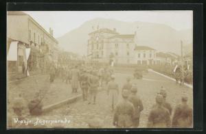 AK Wranje, Jägerparade