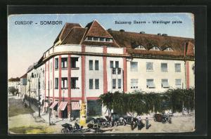AK Sombor, Weidinger palota