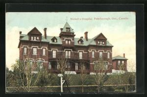AK Peterborough / Ont., Nicholl`s Hospital