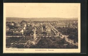 AK Elisabethville, Panorama
