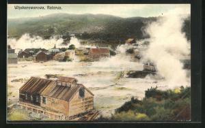 AK Rotorua-Whakarewarewa, Teilansicht