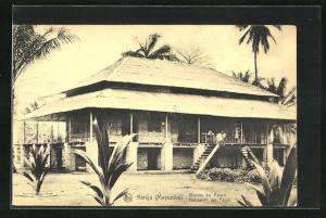 AK Kangu, Habitation des Peres