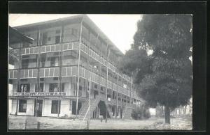 AK Kinshasa, Grand Hotel et Magasins A. B. C. Avenue des Baobabs