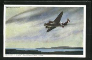 AK Flugzeug Lockheed Hudson, General Reconnaissance Bomber