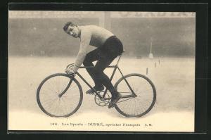 AK Les Sports, Dupre, sprinter Francais