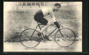 AK Cyclisme, Berthet, Stayer Francais