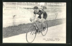 AK Cyclisme, Friol, Sprinter Francais