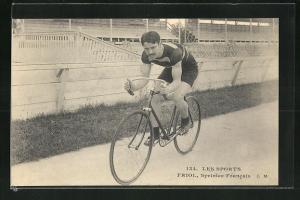AK Les Sports, Friol, Sprinter Francais