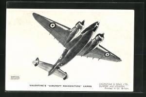 AK Dundee, Valentine & Sons Ltd., The Lockheed-Vega Ventura I., British reconnaissance bomber