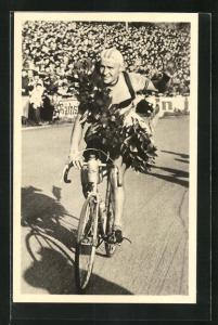 AK Josef Verhelst, Belgien, 2-facher Sieger bei der Friedensfahrt 1955