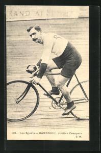AK Garrigou, routier Francais, Radrennfahrer