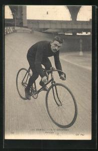 AK Nos Sprinters, Poulain, Radrennfahrer