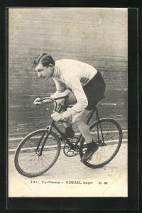 AK Cyclisme, Simar, stayer, Radrennfahrer