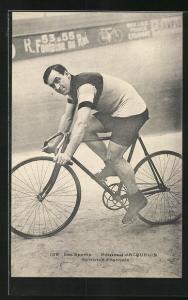 AK Edmond Jacquelin, Sprinter Francais, Radrennfahrer