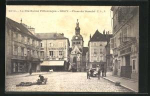 AK Gray, Place du Marchè