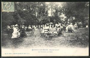 AK Luxeuil-les-Bains, Le Concert au Parc