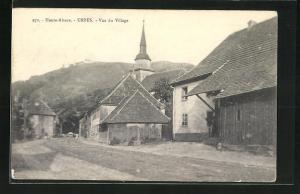 AK Urbès, Vue du Village