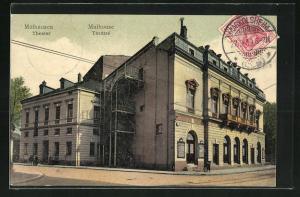 AK Mülhausen, Blick zum Theater