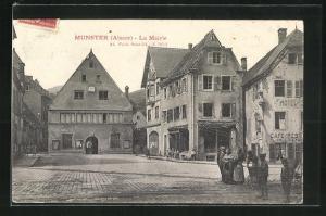 AK Munster, La Mairie