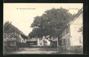 AK St-Ulrich, Ortspartie