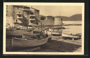 AK St-Tropez, Port des Pecheurs