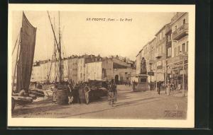 AK St-Tropez, Le Port