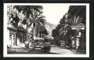 AK Toulon, Avenue Colbert