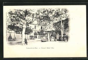AK Lamalou-le-Bas, Grand Hotel Mas