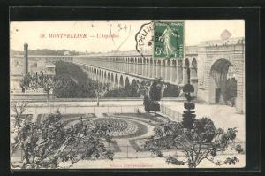 AK Montpellier, L` Aqueduc