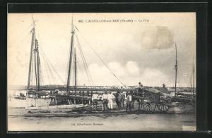 AK L` Aiguillon-sur-Mer, Le Port